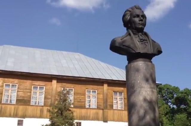 Усадьба Андрея Болотова в Дворяниново