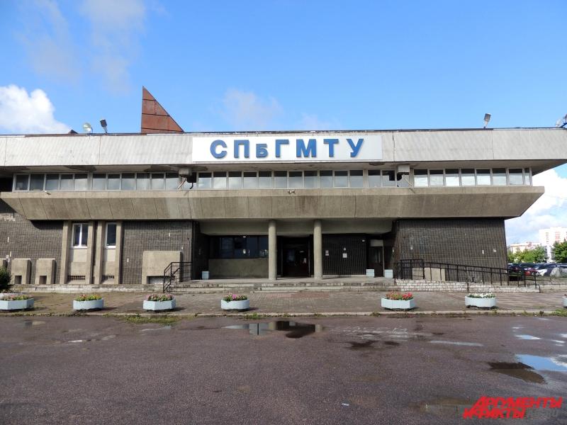 Морские вузы оказались не очень популярными в Петербурге