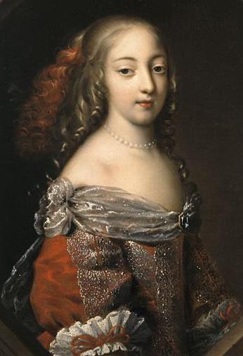 Мадемуазель де Тонне-Шарант (ок. 1660); коллекция Версаля