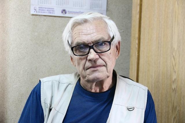 краевед Александр Тюстин