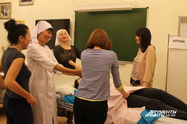 Добровольцы, служба помощи Милосердие