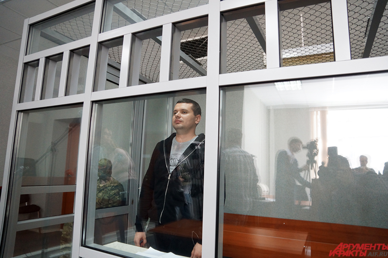 До задержания Балуев пытался уничтожить компрометирующие его данные.
