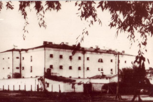 Сейчас Тюремный замок переименовали в СИЗО №1.