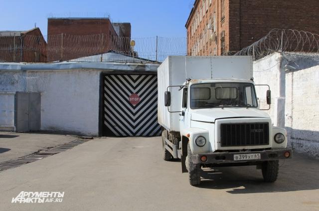 Из СИЗО Новочеркасска Савченко возили в Донецк РФ на заседание суда.