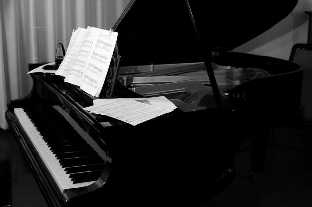 Рояль любят все музыканты мира.
