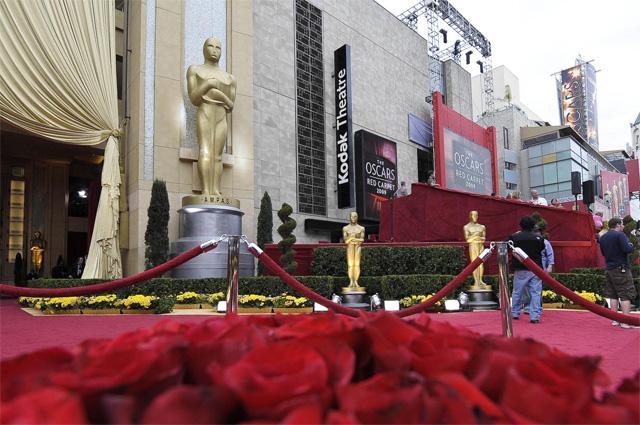 Кинотеатр Kodak. Церемония вручения премии Оскар