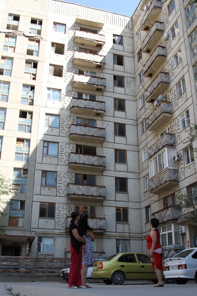 Дом начал разваливаться из-за некачественного бетона