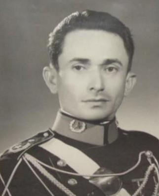 Карлос Кастильо Армас, возглавивший переворот в Гватемале.