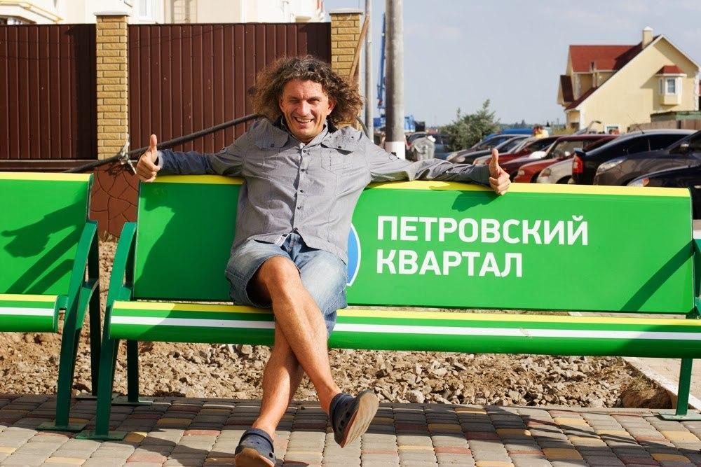Кузьма в ЖК Петровский квартал