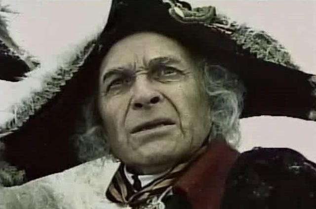 Кадр из фильма «Багратион» (1985)