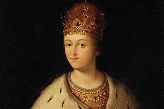 Софья Алексеевна.