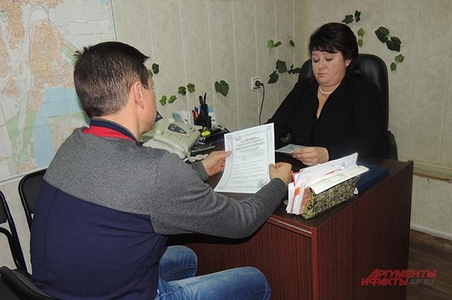 Сергей хочет, чтобы Елена Черепанова продала его квартиру и помогла купить новую, большего размера