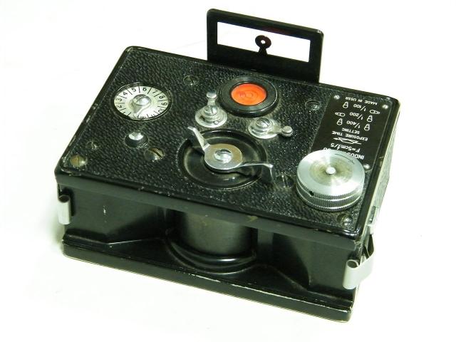 советский панорамный фотоаппарат, производившийся Красногорским механическим заводом в 1958-1965 годах.