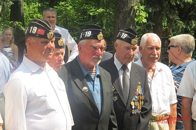Морское братство ветеранов «К-19»