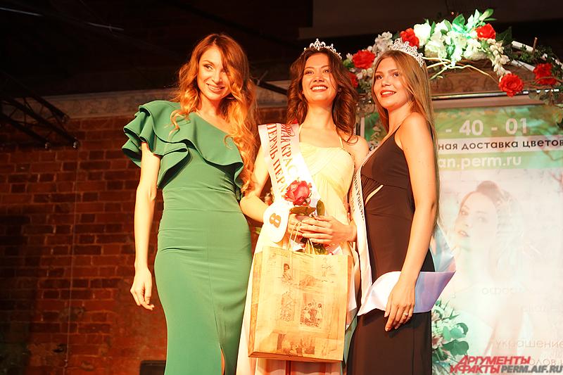 Девушка победила на региональном этапе конкурса в Перми.