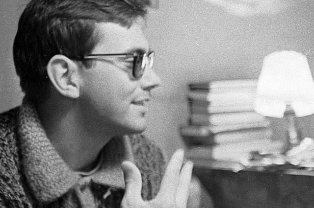 Андрей Кончаловский, 1962 г.