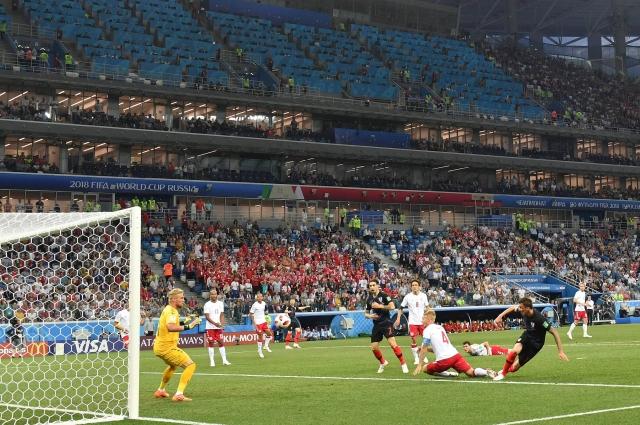 Сборная Хорватии принесла красоты игры в жертву результату.