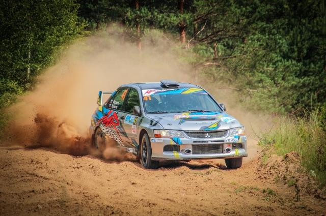 Победители гонки – Артур Мурадян и Юрий Куликов