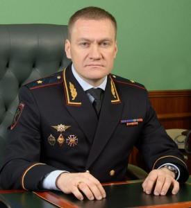 Начальник УВД по Южному административному округу Москвы Роман Плугин.