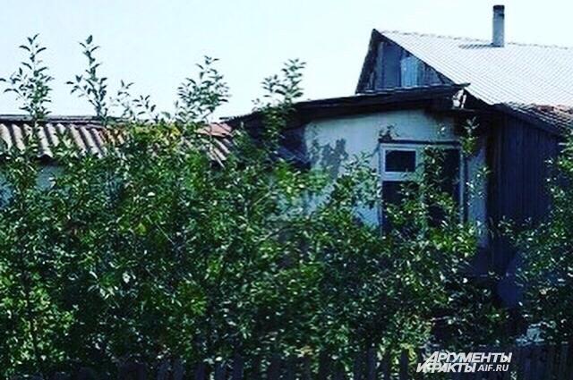 Отныне Рашида живет в этом доме.