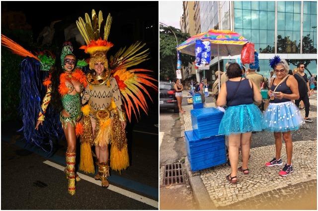 Бразильянки ведут активный образ жизни несмотря на свой возраст.