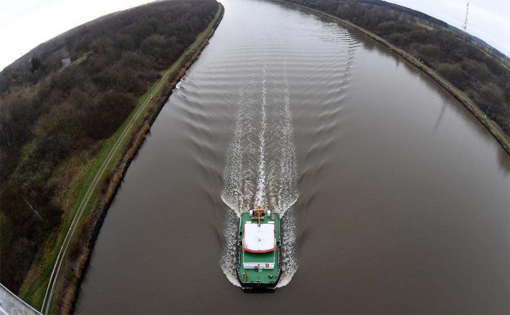 Кильский канал.