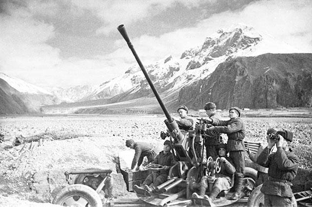 Великая Отечественная война. Битва за Кавказ.
