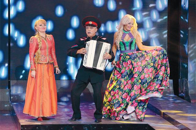 В семье Булавиных все участники профессиональные музыканты