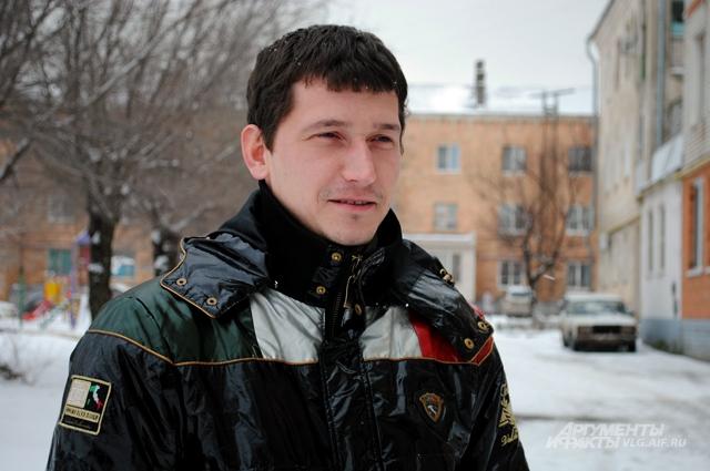 Евгений.