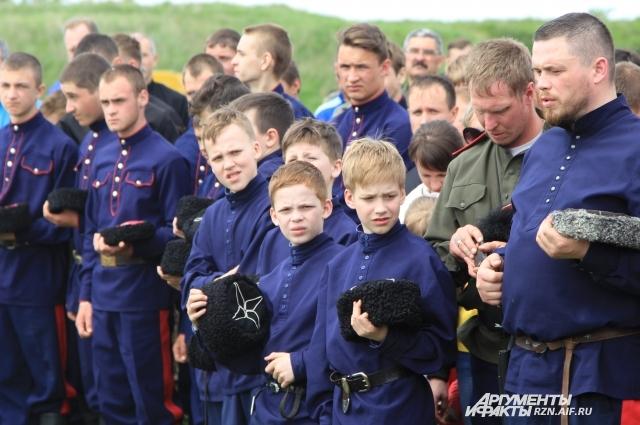 Кадеты из Сальска стали лучшими в российском смотр-конкурсе учебных заведений.