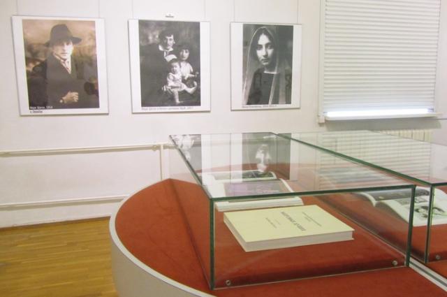 Посвящённая псковским картинам экспозиция в музее Витебска.