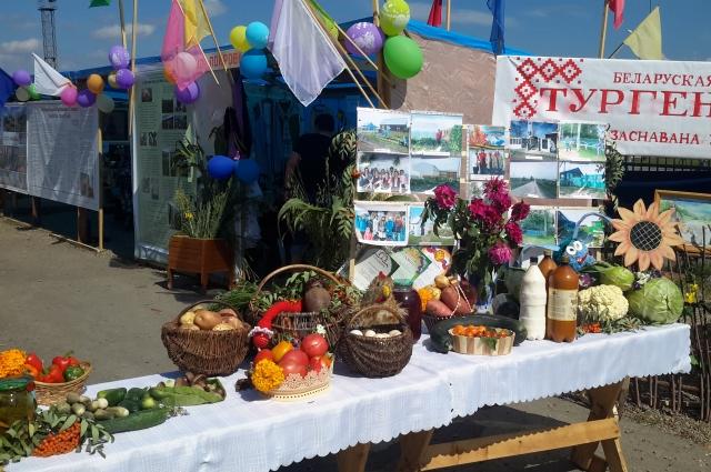 Тургеневка активно участвует в региональных мероприятиях.