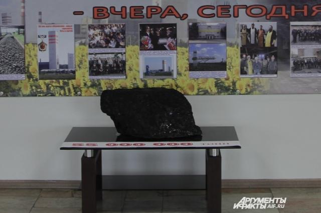 Каменный уголь в Ростовской области добывают уже около века.