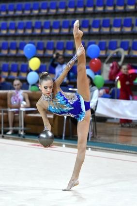 Валерия Хаханова.