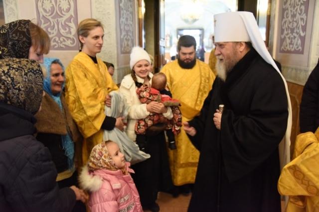 Для многих оренбуржцев Никольский собор стал первым храмов.