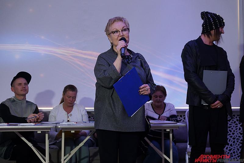 Президент фонда «Высокий сезон» Людмила Карнаухова.