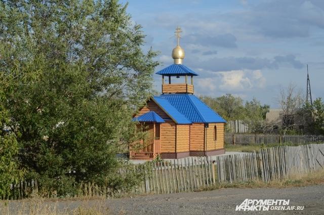 Эта церковь стала первой на губерлинской земле.