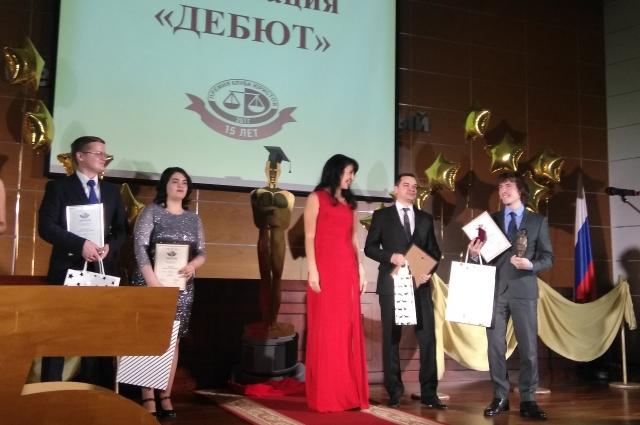 В номинации «Дебют» победил Никита Мальцев.