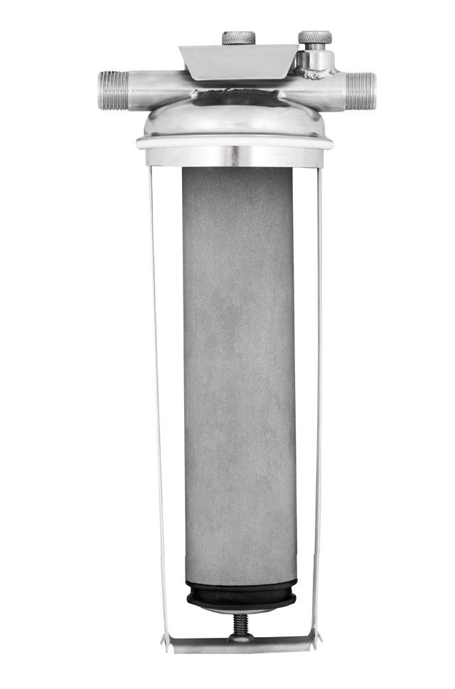 Титановый картридж для фильтра Titanof ПТФ 1.1.