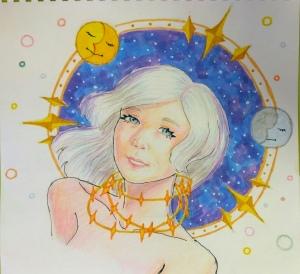 Рисунок Полины Курбатовой