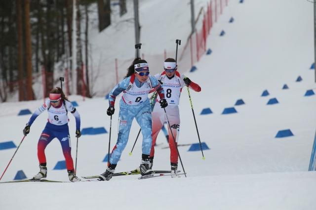 Весь пьедестал и первые шесть мест заняли россиянки.