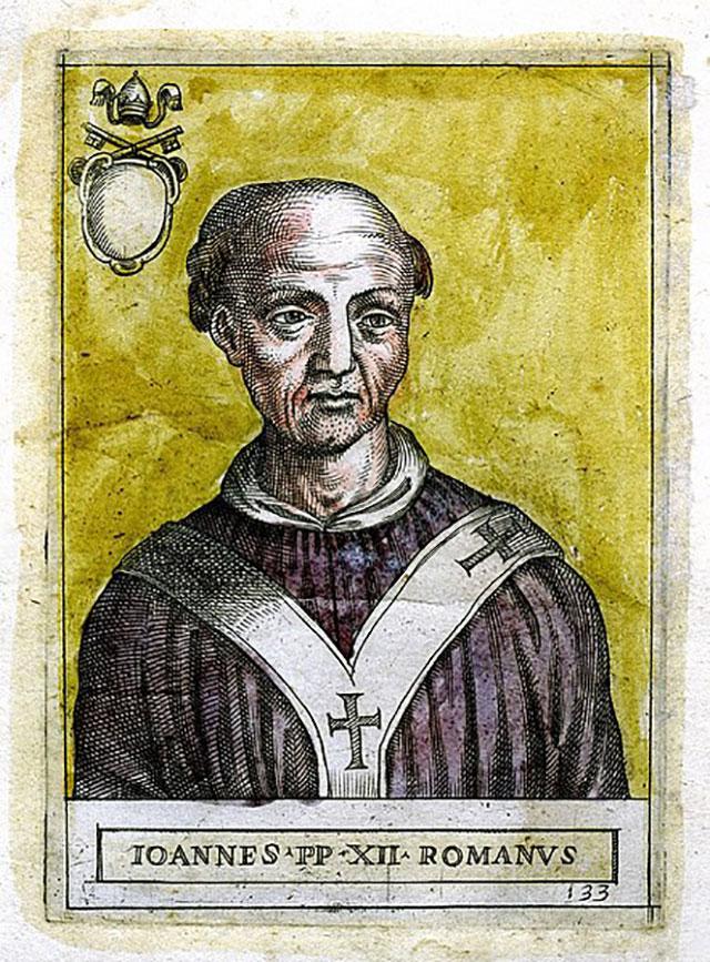 Папа римский Иоанн XII.