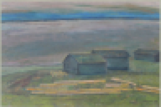 Картина Ефрема Зверькова