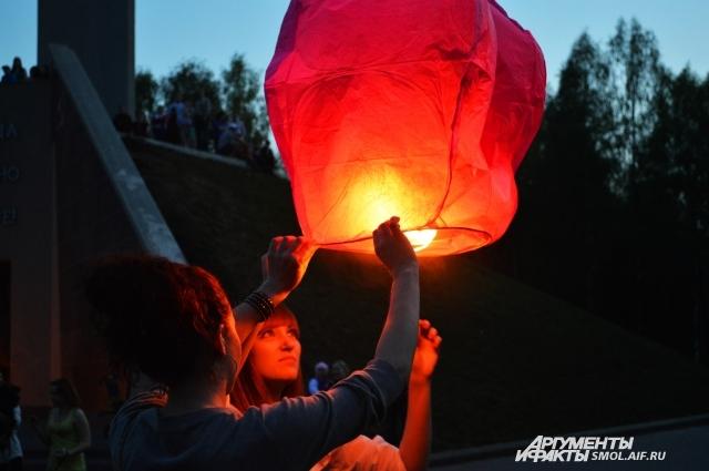 Романтический вечер обещают горожанам на Юго-Западном озере