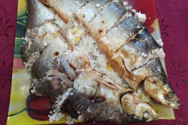 Северная жирная рыба не только вкусная, но и очень полезная.