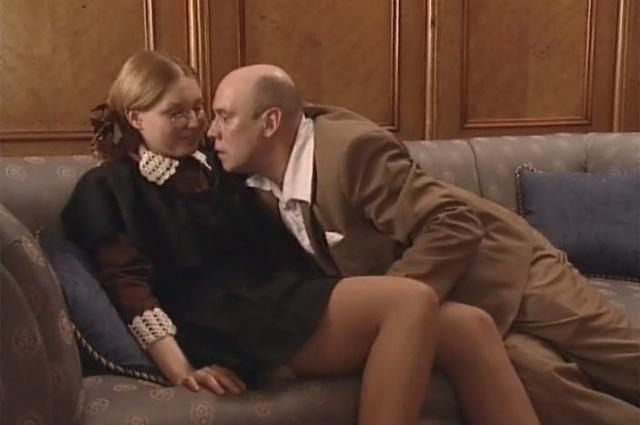 Виктор Сухоруков в роли Берии в сериале «Желанная», 2003 г.