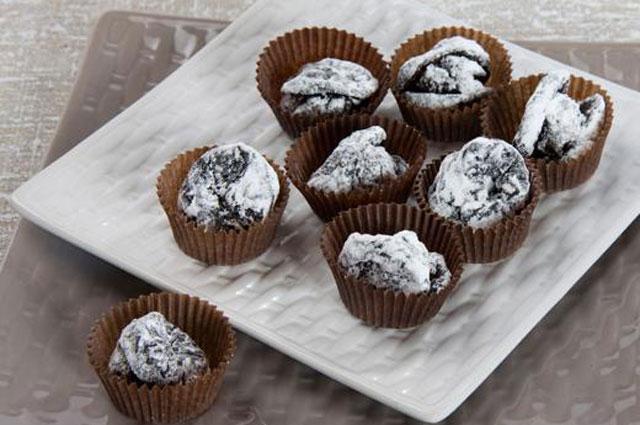 Шоколад не должен быть серым.