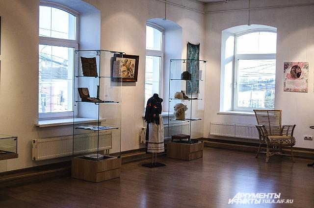 Выставка «Русское усадебное рукоделие»