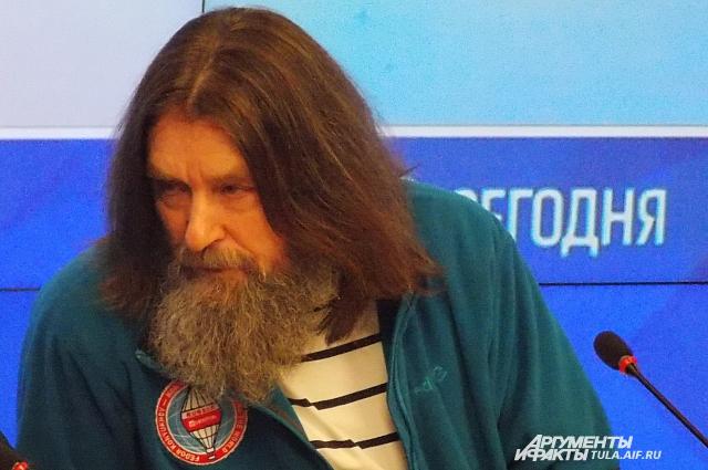 Фёдор Конюхов.