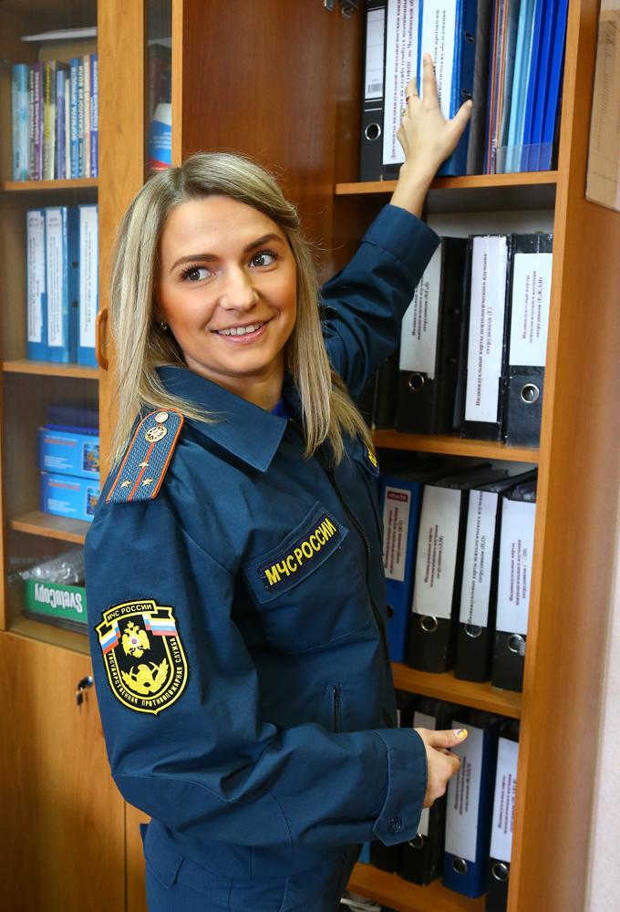 Ольга Остапчук.